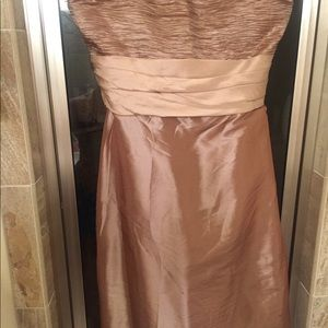Bill Levkoff wedding/bridesmaid dress, size 14